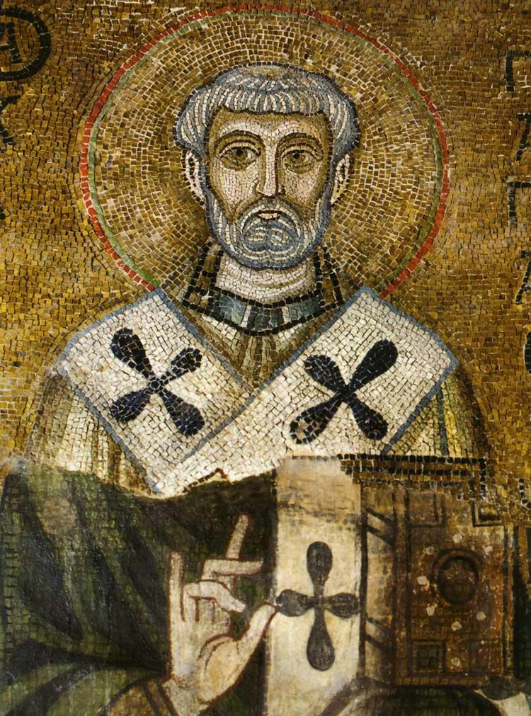 Свт. Климент Папа Римский