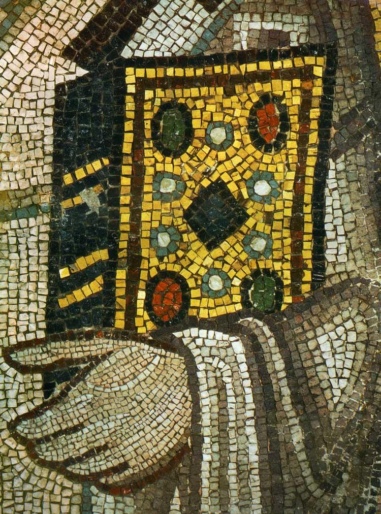Евангелие в руке Григория Нисского