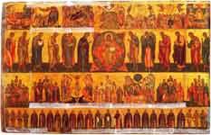 Походная церковь «Небесная сень»