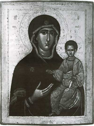 The Virgin Hodegetria of Smolensk