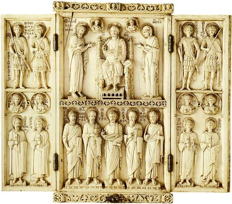 Триптих Арбавиля