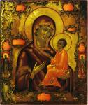 The Virgin of Tikhvin