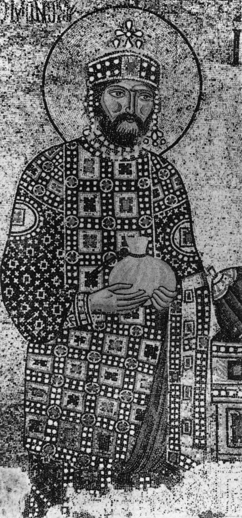 КонстантинIX Мономах