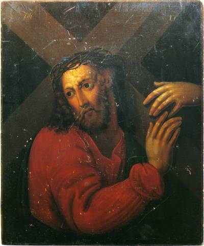 Несение Креста на Голгофу
