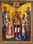 Архангел Михаил, Флор, Лавр, Медост и Власий