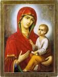 The Virgin of Tikhvin
