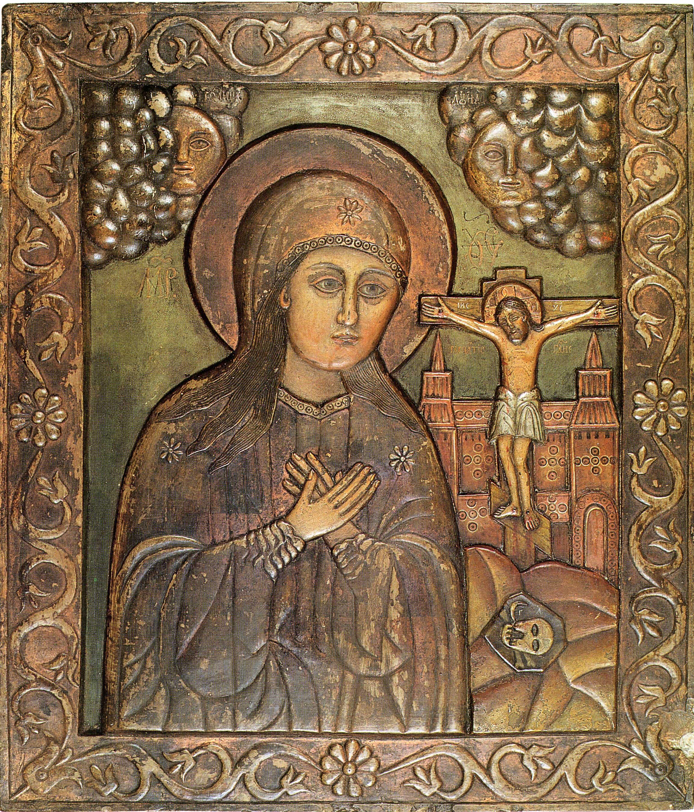Богоматерь Ахтырская