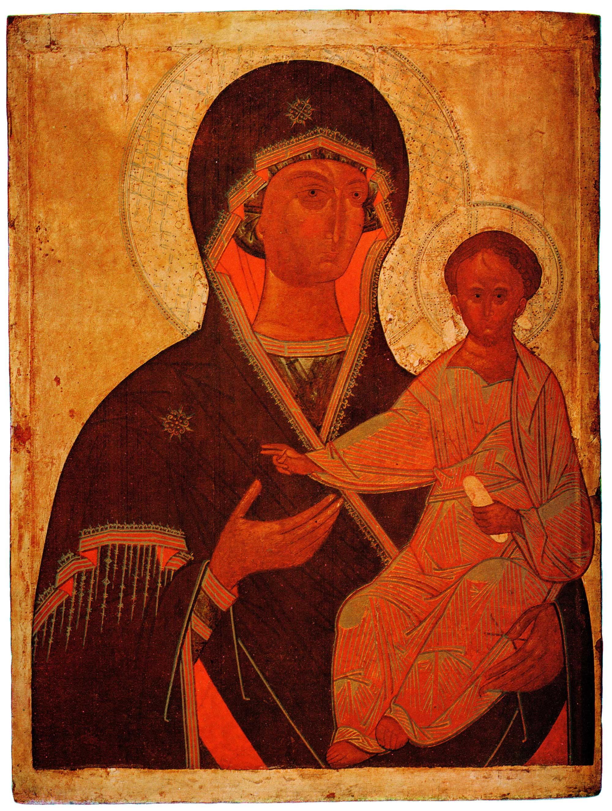 Богоматерь Одигитрия — Смоленская