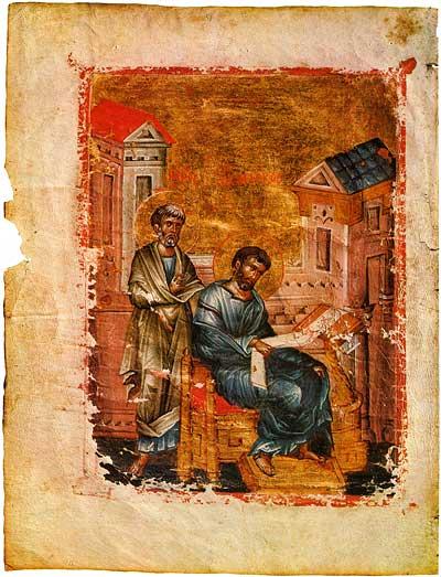 St Mark the Evangelist -  [греч.101],