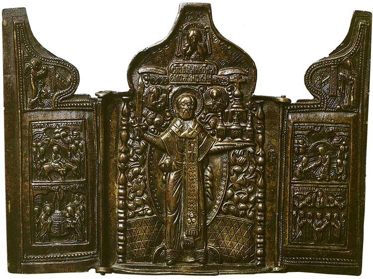 Святой Никола Можайский. Избранные праздники