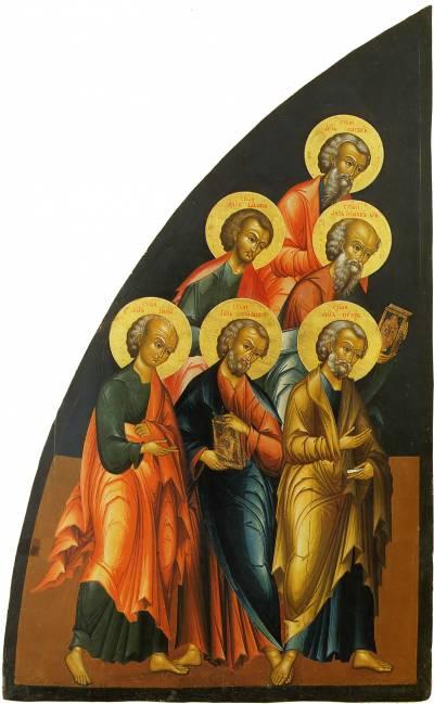 Шесть апостолов