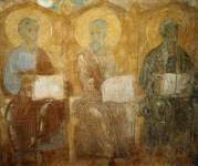 Апостолы Варфоломей, Иоанн и Петр