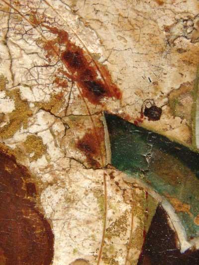 Допись на рукояти меча Глеба