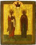 SS Apostle Aristarchus of the Seventy and the Prophetess Anna
