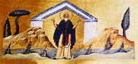 Преподобный Авксентий Вифинский