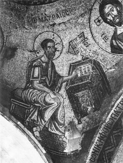 Евангелист Матфей