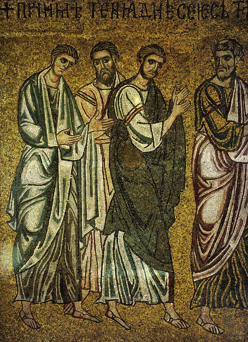 Апостолы Фома, Иаков, Симон и Лука