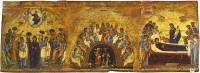 The Ascension. The Descent of the Holy Spirit. The Dormition