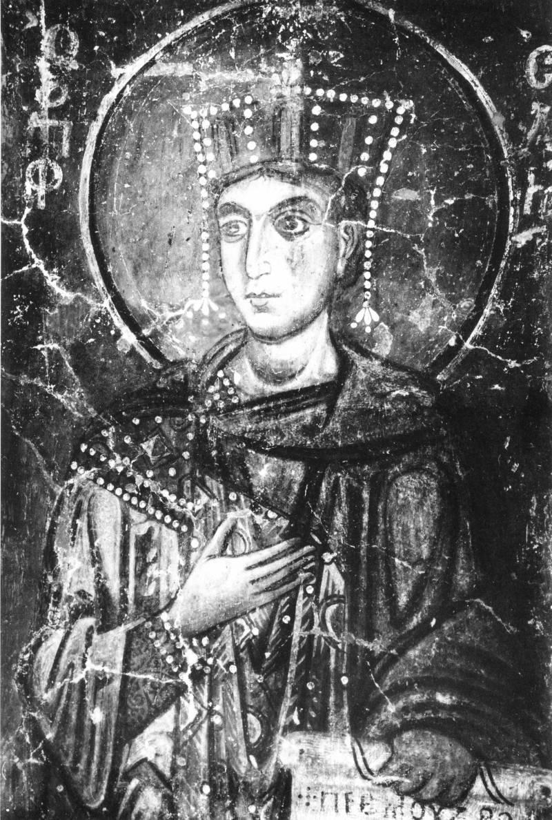 Полуфигура царя Соломона