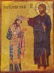 Христос коронует короля Рожера II
