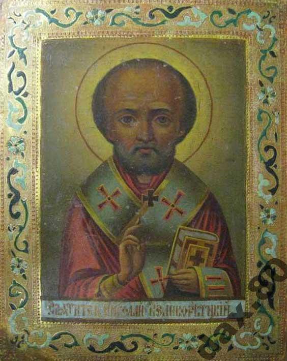 Св. Николай Чудотворец Великорецкий