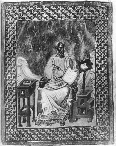 Evangelist Markus -  [gr. 54],