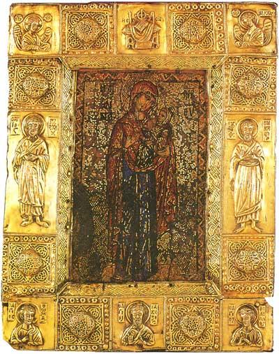 Св. Анна с Марией