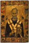 Николай Чудотворец, с житием