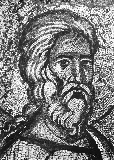 Лик пророка Исаии