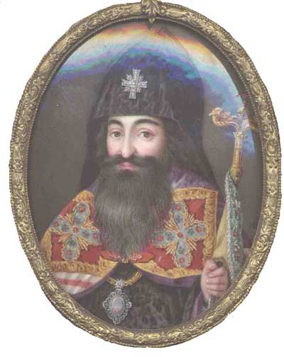 Erzbischof Iosif Fürst Argutinskij-Dolgorukij