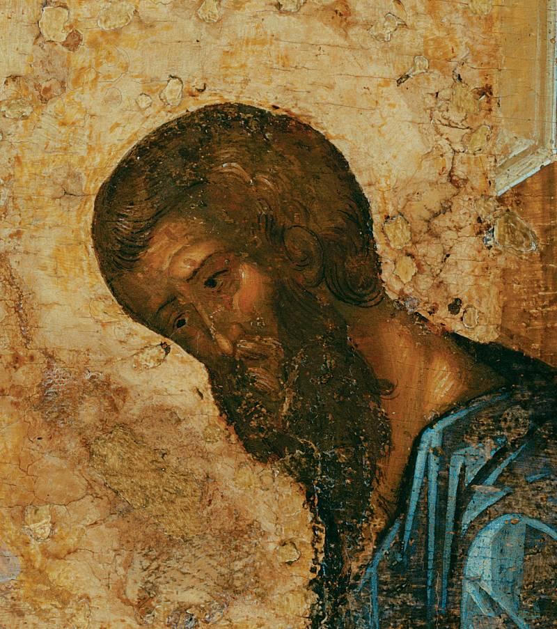 Лик евангелиста Матфея