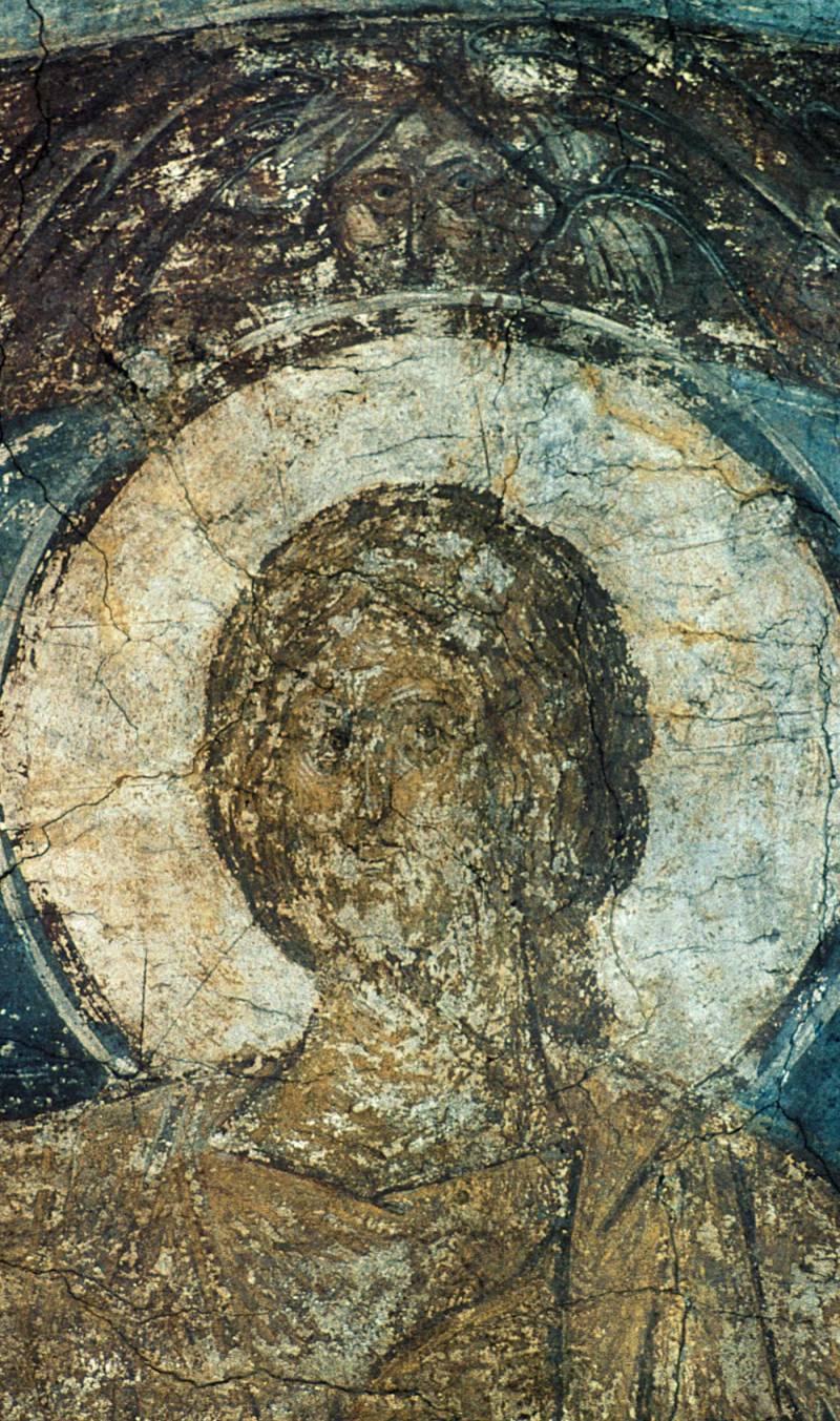 Христос и херувим