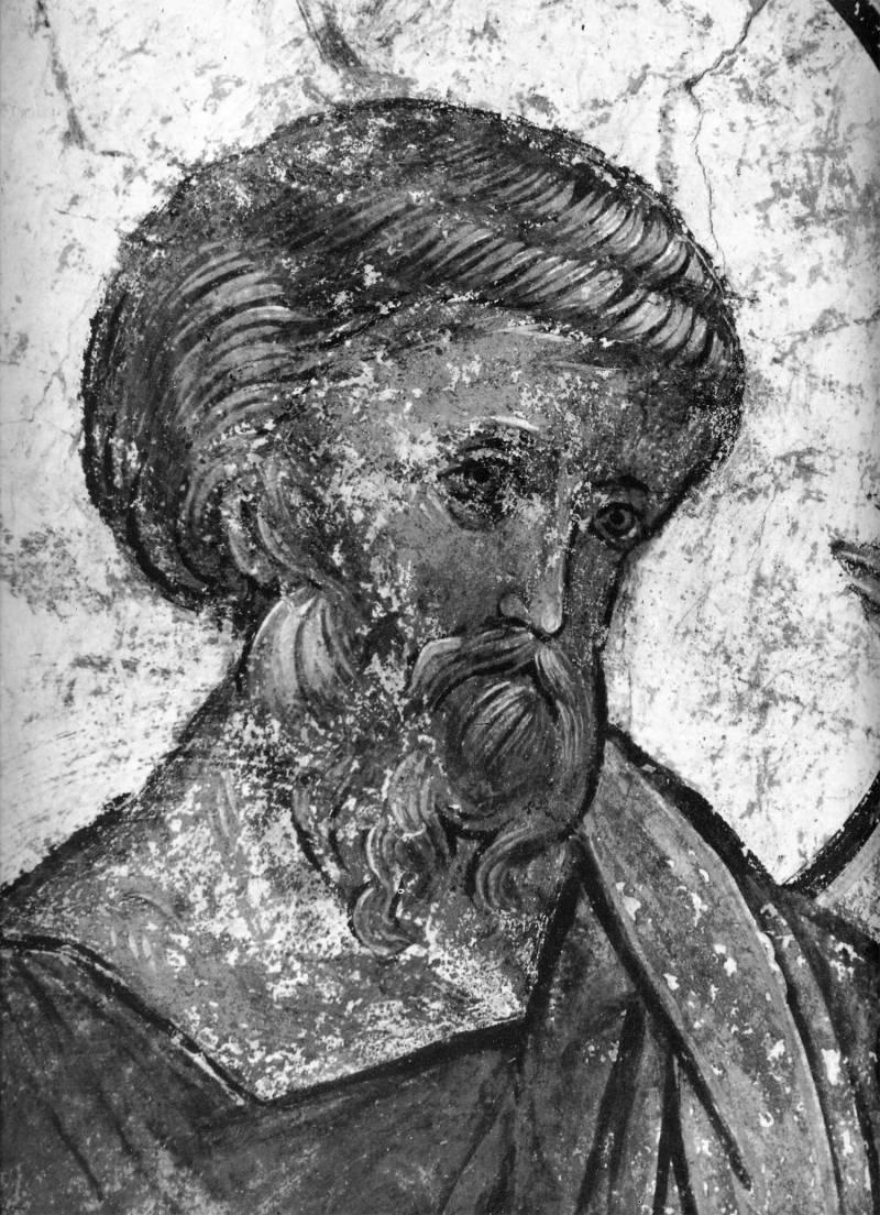 Лик апостола Матфея