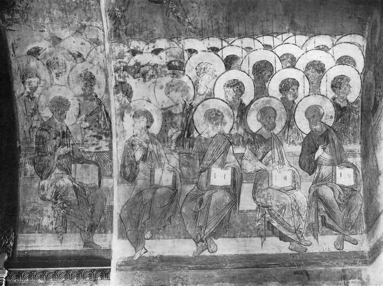 Апостолы и ангелы