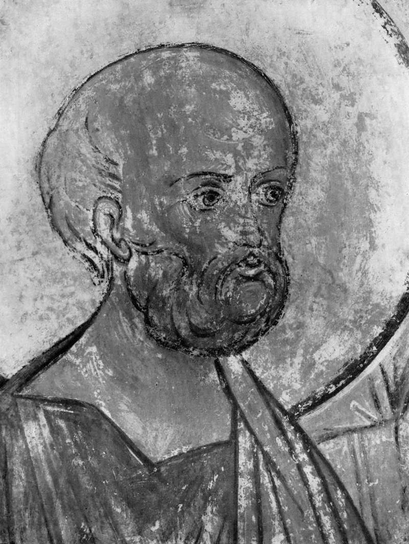 Лик апостола Симона
