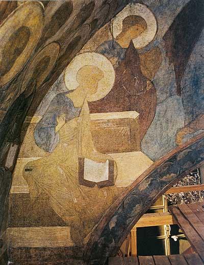 Апостол Петр и ангел