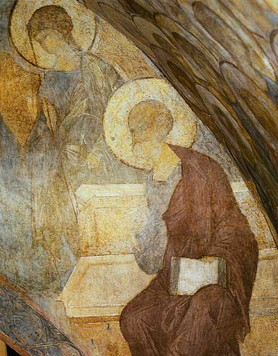 Апостол Павел и ангел