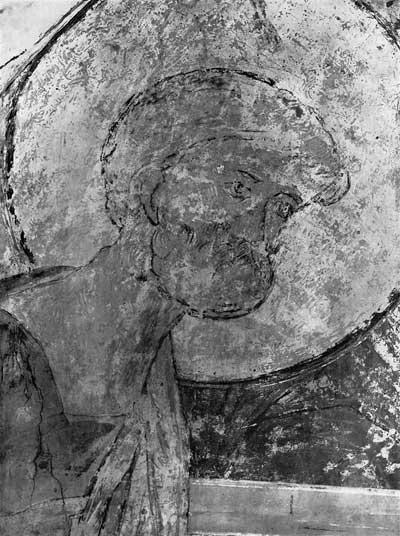 Лик апостола Петра