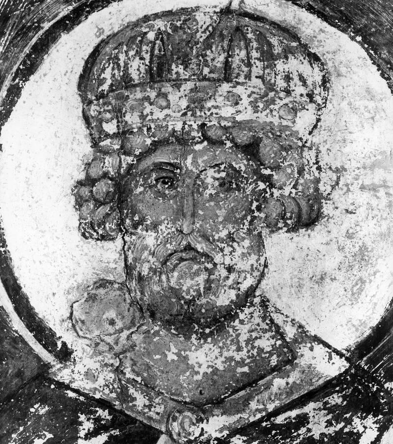 Лик царя Давида
