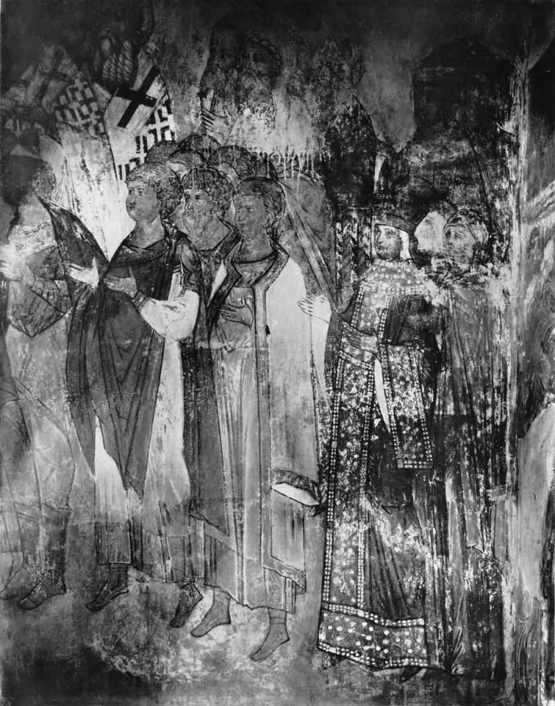Мученики и святые жены