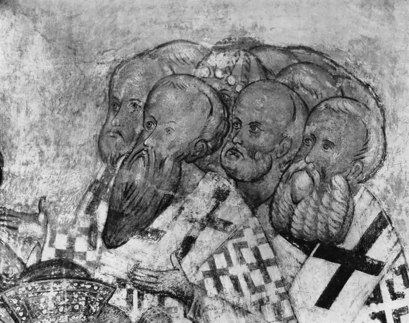 Группа святителей
