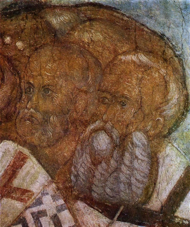 Лики святителей