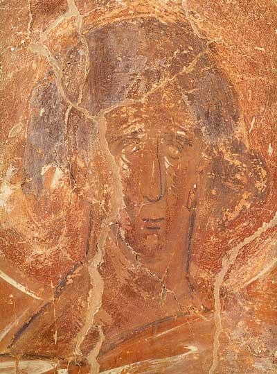 Лик мученика Акакия