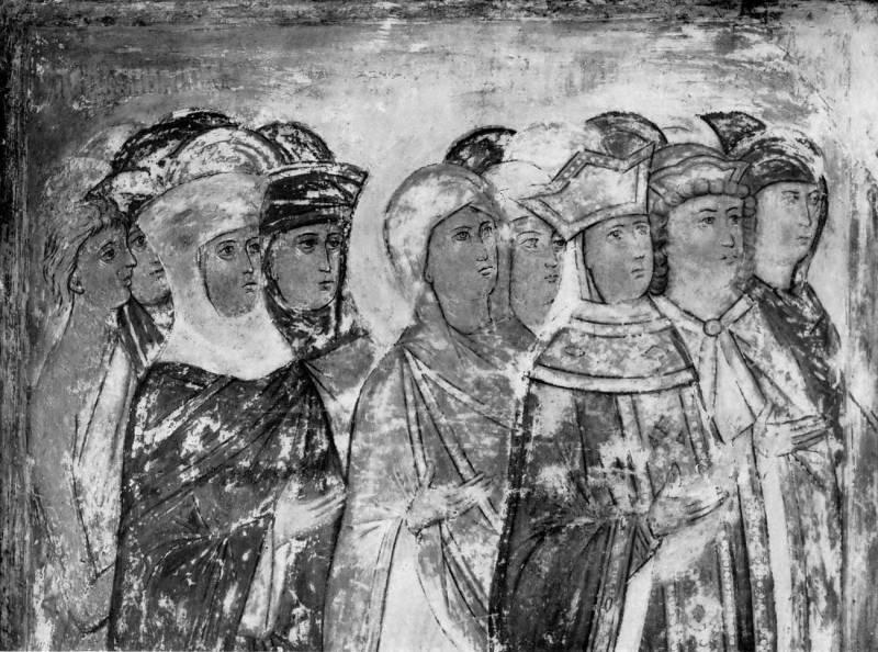 Лики праведных жен