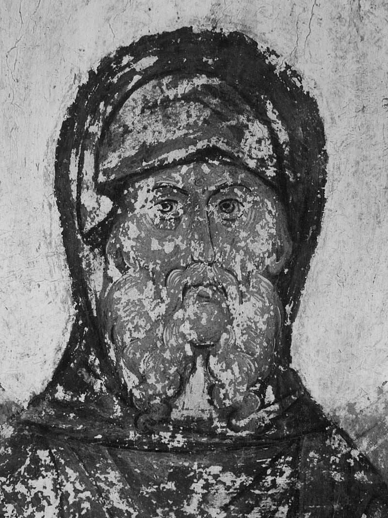 Лик Антония Великого