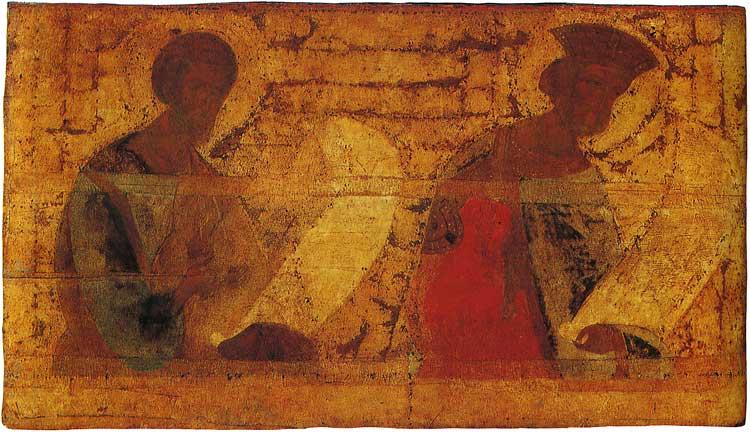 Моисей и царь Давид