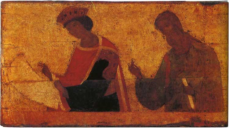 Царь Соломон и Исаия