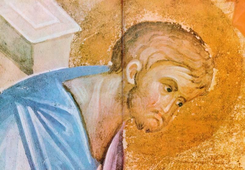 Лик евангелиста Луки