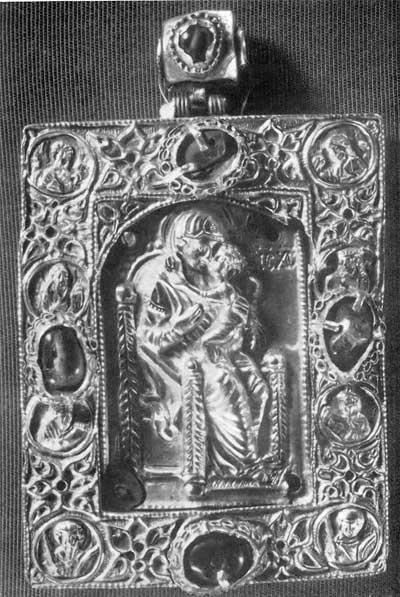 Богоматерь с Младенцем и святыми