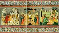 Шествие на Голгофу, Восхождение на крест, Испрошение тела Христа у Пилата